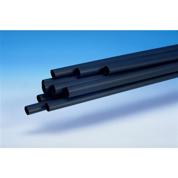 3M - ETW-803 warmtekrimpkous met lijm 3:1 ø kabel voor krimp 3mm zwart 5m