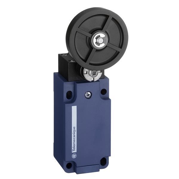 TELEMECANIQUE - standschakelaar XCK-S - hefboom met rol Ø50 mm - 1 NO + 1 NC