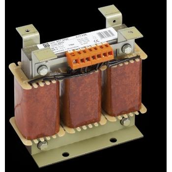 EREA - Spaartransformator 3F 230 - 400V 2750VA