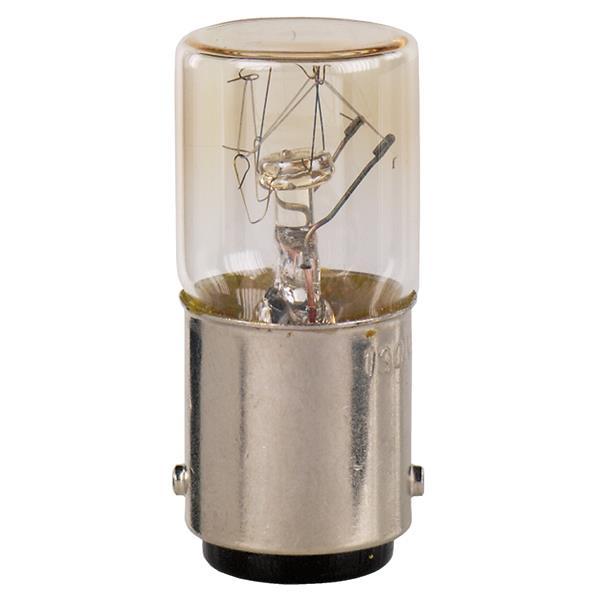 TELEMECANIQUE - Lampe de signalisation à incandescence - incolore - BA 9s - 24V 2 W