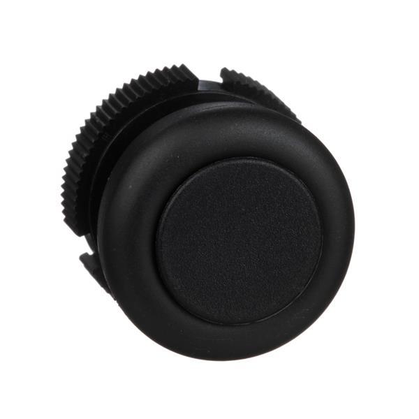TELEMECANIQUE - Tête rond pour bouton-poussoir - à impulsion - XAC-A - noir - capuchonné