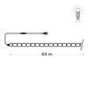 498 DLP-LED-2W-44M-W